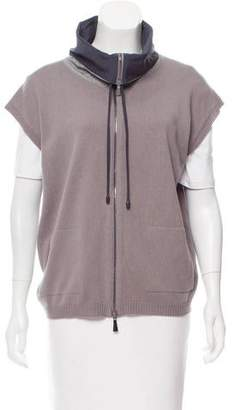 Peserico Zip-Up Vest w/ Tags