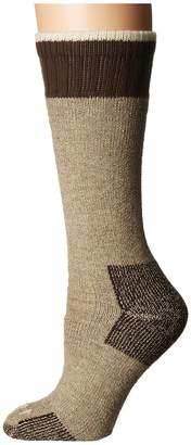 Carhartt Heavyweight Merino Wool Blend Boot Sock Women's Crew Cut Socks Shoes