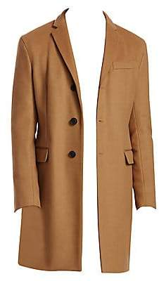 Emporio Armani Men's Cashmere Wool Top Coat