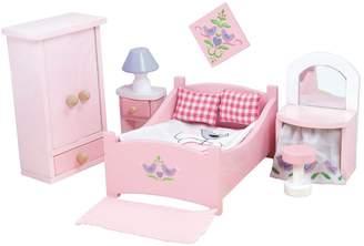 Le Toy Van Sugarplum Master Bedroom Furniture Set