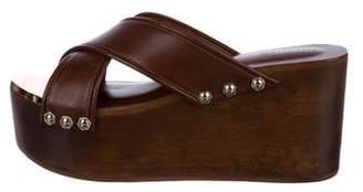 Rachel Zoe Maddi Wedge Sandals w/ Tags