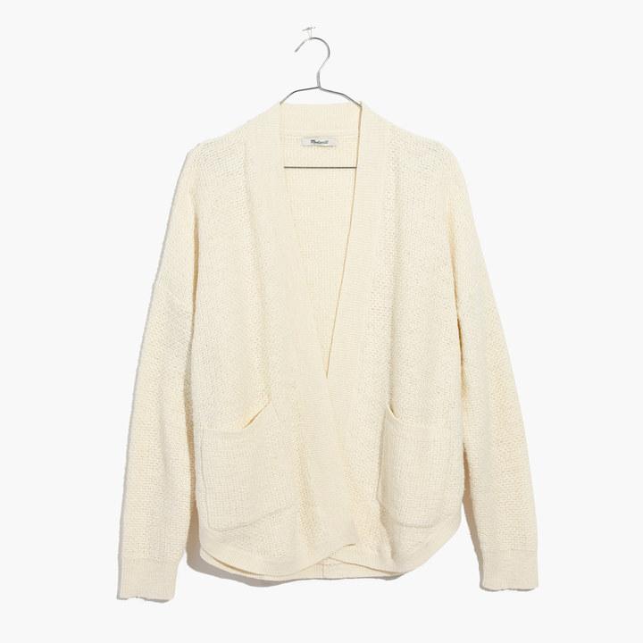 Skipper Cardigan Sweater