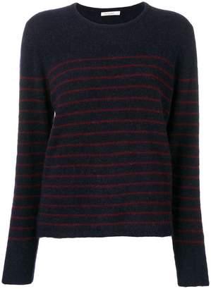 Mes Demoiselles striped pattern sweater