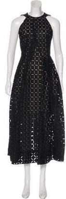 Roland Mouret A-Line Maxi Dress