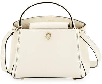 Valextra Triennale Micro Leather Top-Handle Bag