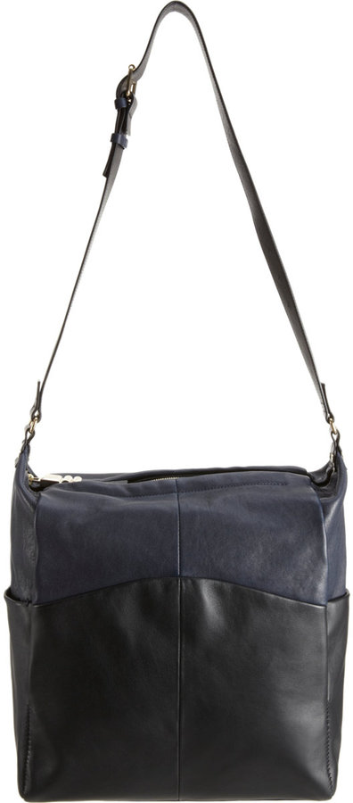 Lanvin For Me Two-Tone Hobo