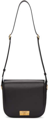 Saint Laurent Black Nappa Betty Messenger Bag
