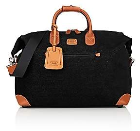 "Bric's Men's Life 18"" Duffel Bag-Black"