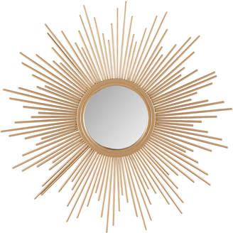Madison Home USA Fiore Sunburst Small Mirror