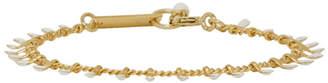 Isabel Marant Ecru New Casablanca Bracelet