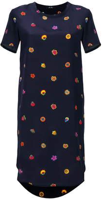 Paul Smith floral print T-shirt dress