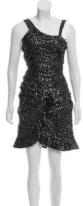 Isabel Marant Sleeveless Sequin Mini Dress w/ Tags