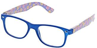 d12513a29974 at Amazon.com · Peepers Women s Citrus Grove - Blue Grapefruit 2410125 Square  Reading Glasses
