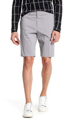 Theory Beck Pinstripe Shorts