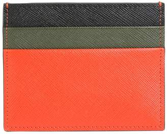 Marni Colourblock Card Holder