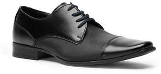 Calvin Klein Bram Leather Vamp Derby Shoes