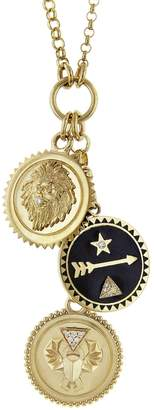 Foundrae Protection, Dream and Strength On Belcher Necklace
