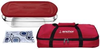 Anchor Hocking Essentials 4-pc. Bake 'N Take Set