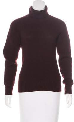 Prada Sport Wool-Blend Turtleneck Sweater