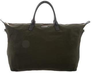 Barneys New York Barney's New York Nylon Leather-Trimmed Tote