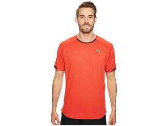 Puma Energy Laser Short Sleeve Tee Men's T Shirt