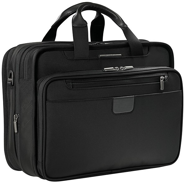 "Briggs & Riley @Work 16"" Executive Expandable Briefcase"