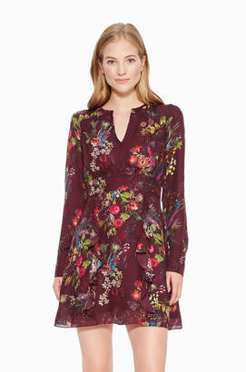 Parker Brooke Floral Dress