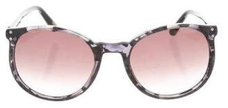Marc Jacobs Marble Tinted Sunglasses
