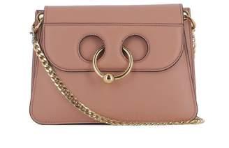 J.W.Anderson Pink Leather Shoulder Bag