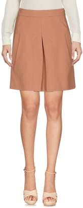 Cédric Charlier Knee length skirts
