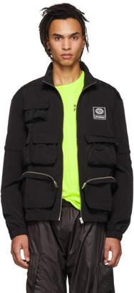 Misbhv Black Utility Jacket