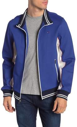 Tommy Hilfiger Stand Collar Retro Track Jacket