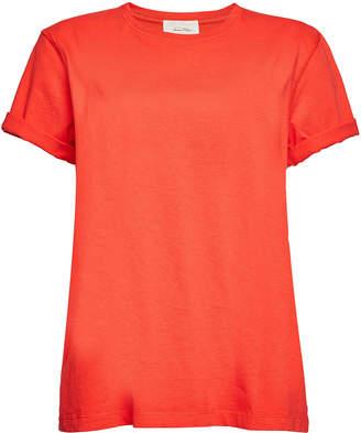 American Vintage Exiastreet Cotton T-Shirt