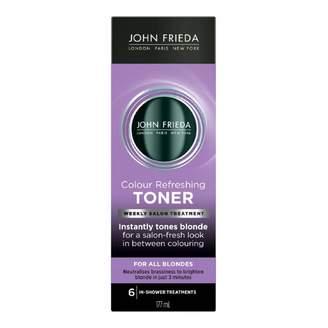John Frieda Colour Refreshing Toner For All Blondes 177 mL
