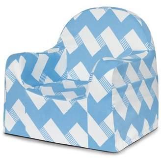 P'kolino Little Reader Zig Zag Personalized Kids Chair