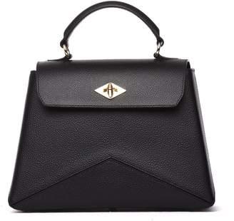 Ballantyne Diamond Bag S In Black Leather