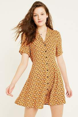 Urban Renewal Vintage Remnants Mini Daisy Tea Dress