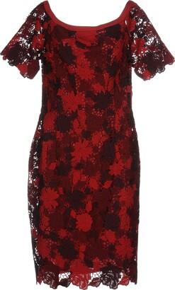 Clips Knee-length dresses - Item 34735314DG