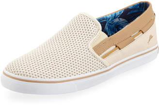 cadf6b57147 Tommy Bahama Men s Jaali Flat Sneakers
