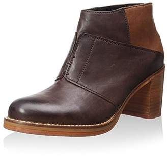 J Shoes Women's Marylebone Patchwork Bootie