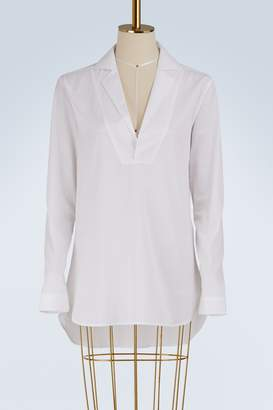 Milly Marie Marot cotton polo shirt