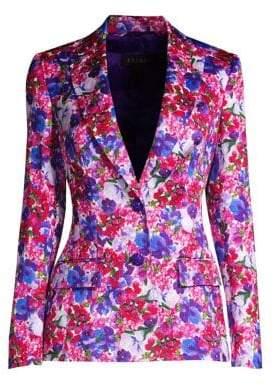 Escada Bartly Floral Jacket