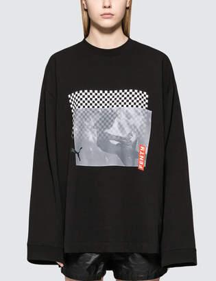 FENTY PUMA by Rihanna Crew Neck L/S T-Shirt