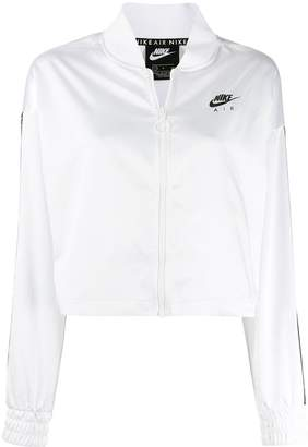 Nike cropped active jacket
