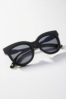 Anthropologie Dixie Cat-Eye Sunglasses