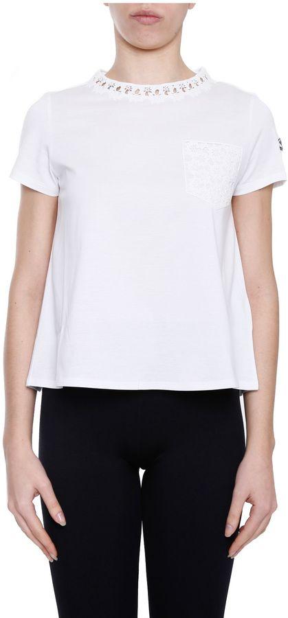 MonclerCrew Neck T-shirt
