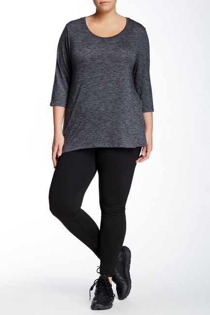 The Balance Collection Flat Waist Long Legging (Plus Size)