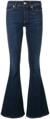 Dondup skinny flared jeans