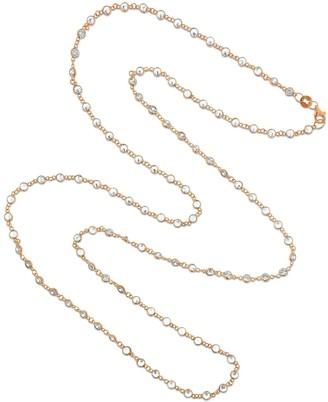 Swarovski Cosanuova Rose SM Long Necklace