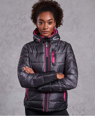 Superdry Polar Power Fade Puffer Jacket